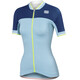 Sportful Grace Jersey Women blue sky/blue twilight